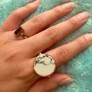 Jewelry - Mid ring/Marble Ring